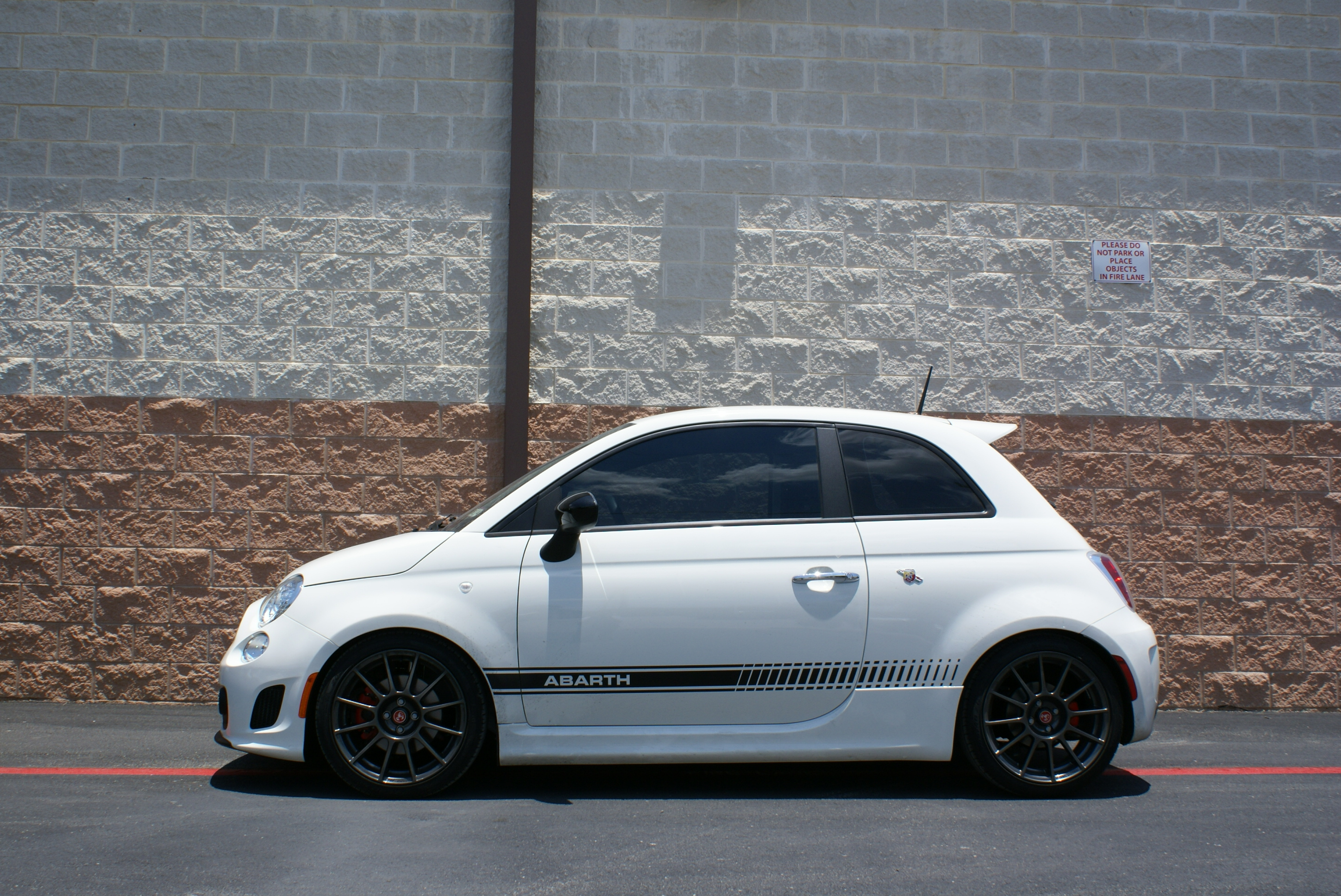 Kw V1 Coilovers On Fiat 500 Abarth Dbc Tuning 210 399
